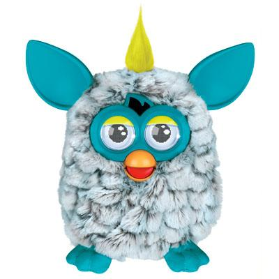 HASBRO Furby - Grey and Teal at Sears.com