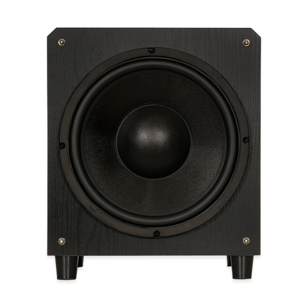 Blue-Octave-FS10-Powered-10-034-Subwoofer-Home-Theater-Front-Firing-Sub