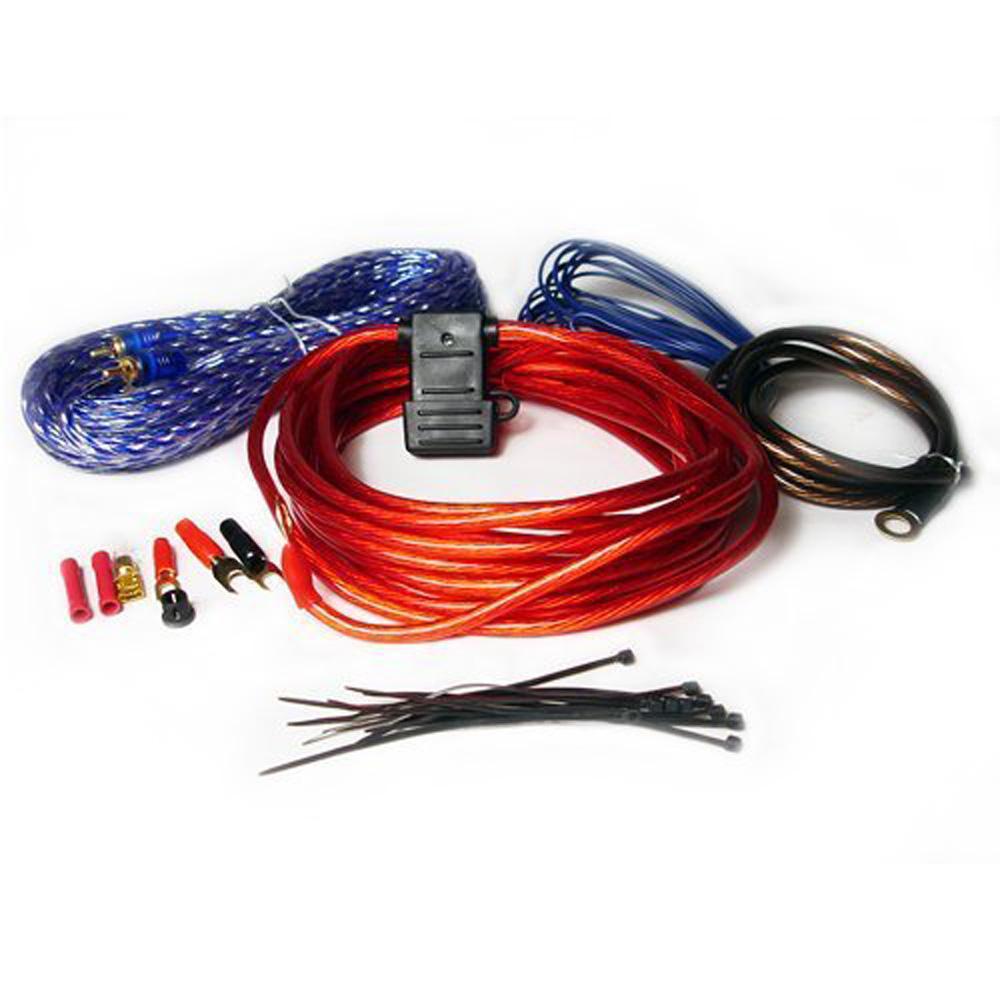 ma audio ampkit10 800w 10 car amplifier wiring power amp install kit ak10 ebay