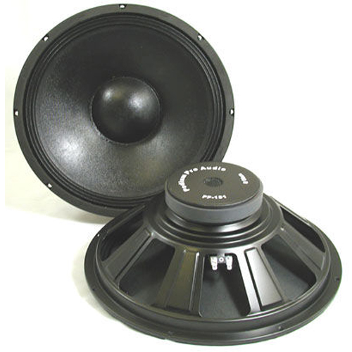 "Podium Pro PP151 15"" Pro Audio DJ PA Karaoke Band Replacement Subwoofer Pair at Sears.com"