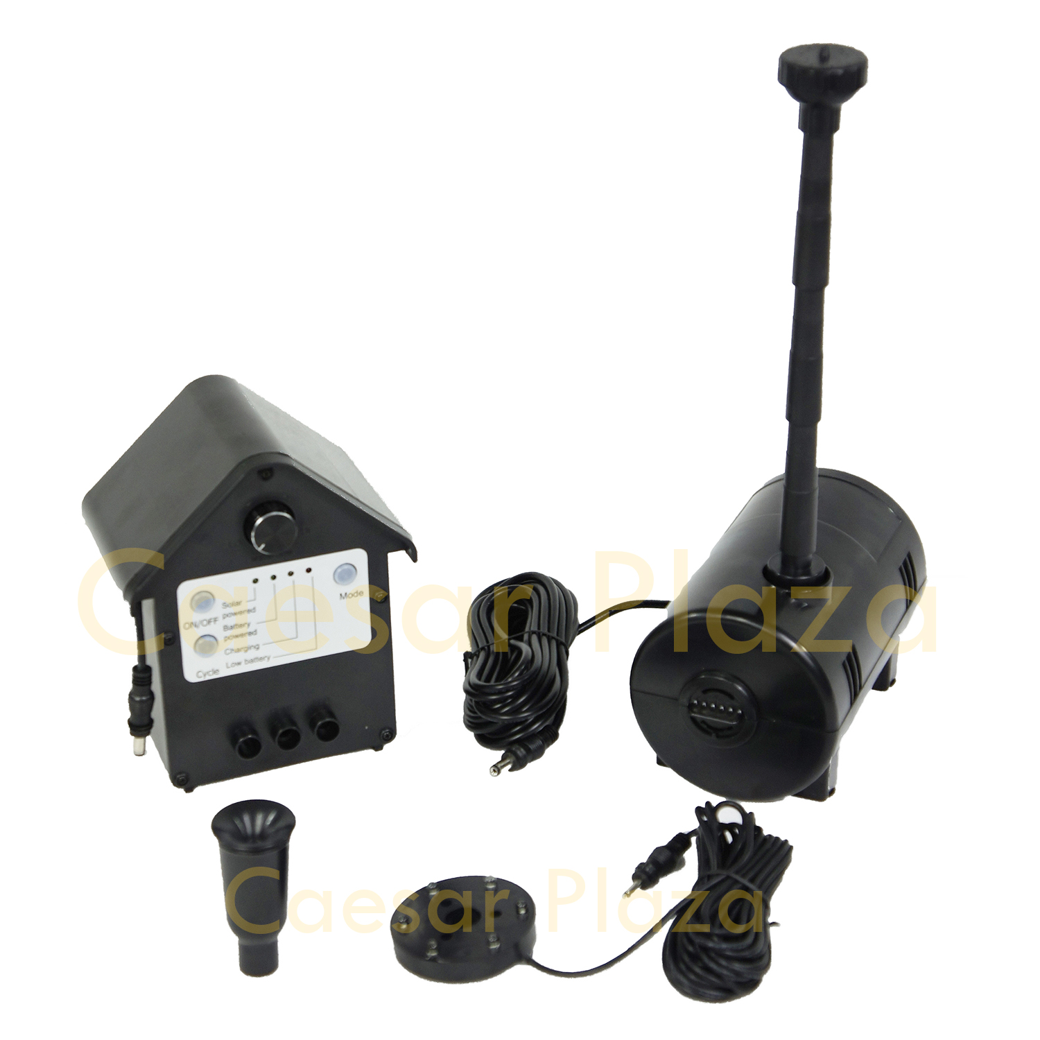 new 20w solar power outdoor fountain water pump kit. Black Bedroom Furniture Sets. Home Design Ideas