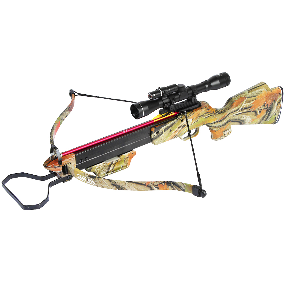 150-lb-Camouflage-Hunting-Crossbow-Bow-w-4x20-Scope-12-Bolts-Arrows-180-80