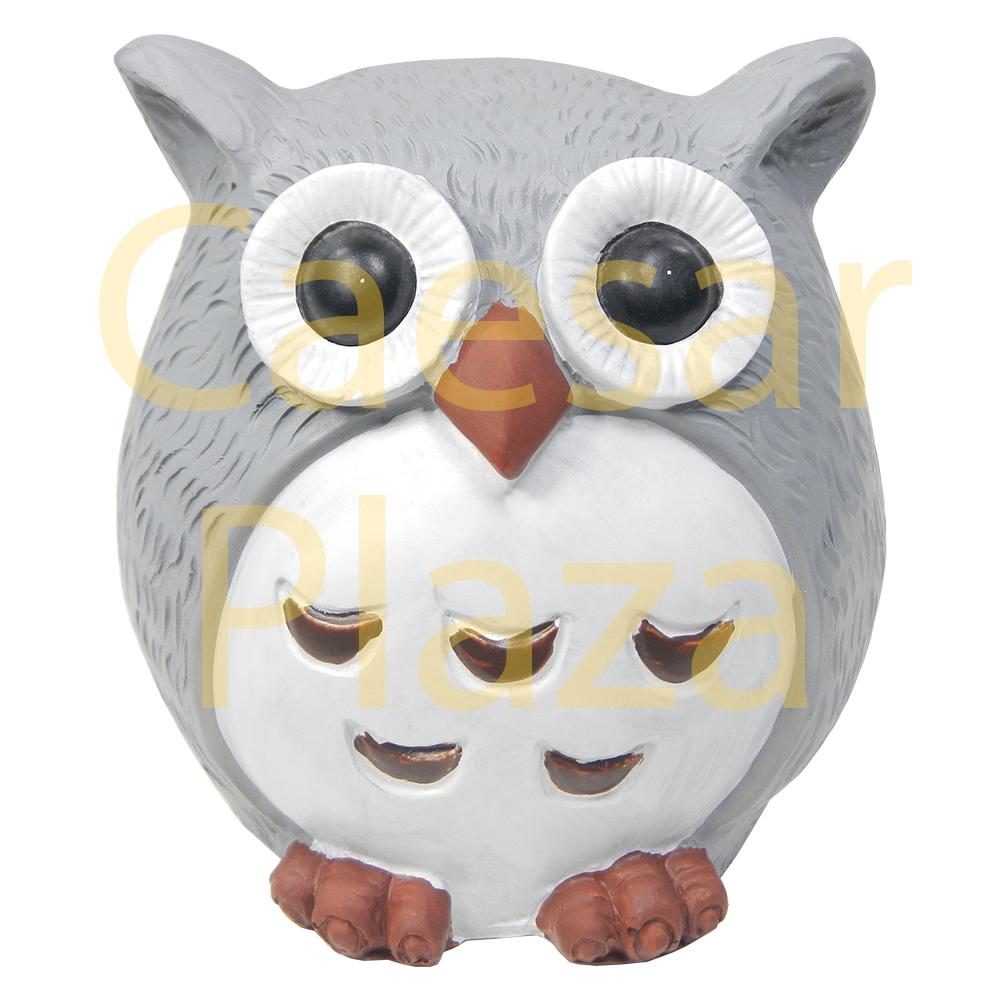 Owl Outdoor Led Wall Pack: Solar Outdoor Owl Light Garden Decoration LED Post Cap