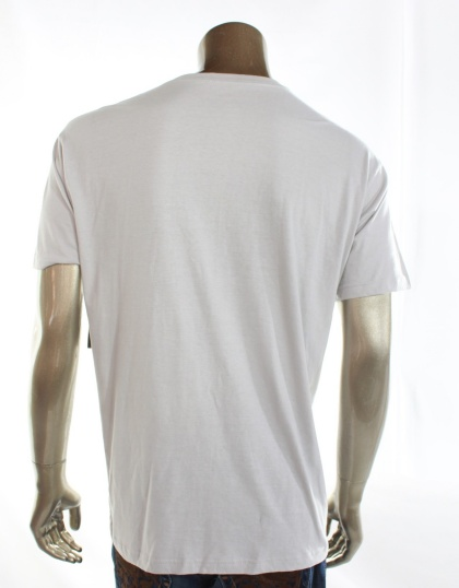 Michael Brandon New Black Mens Tee Printed Crewneck Shirt Top Size x