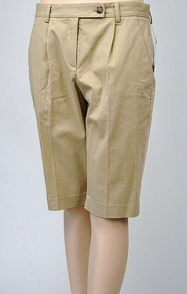 Theory Ketina Womens Shorts True Khaki Size 2 at Sears.com