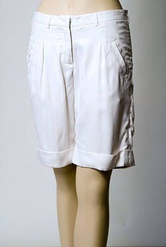 Rose Freedom Trouser Womens Shorts White Size 2 at Sears.com