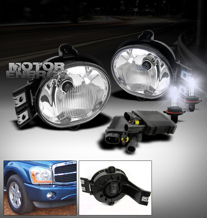 2002 2009 dodge ram 2004 2006 durango bumper fog light. Black Bedroom Furniture Sets. Home Design Ideas