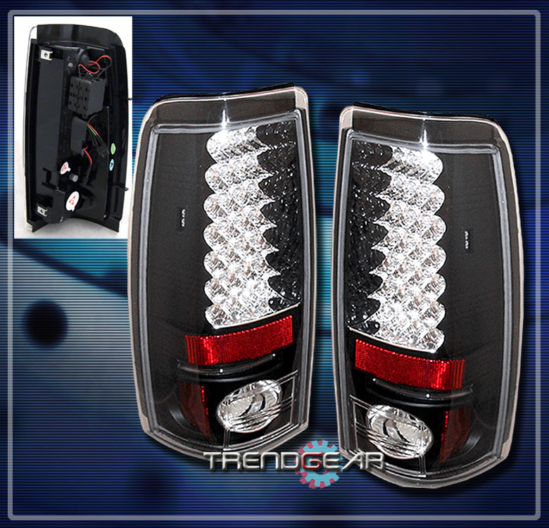 Chevrolet Silverado 1500 Taillights Jcwhitney Autos Post