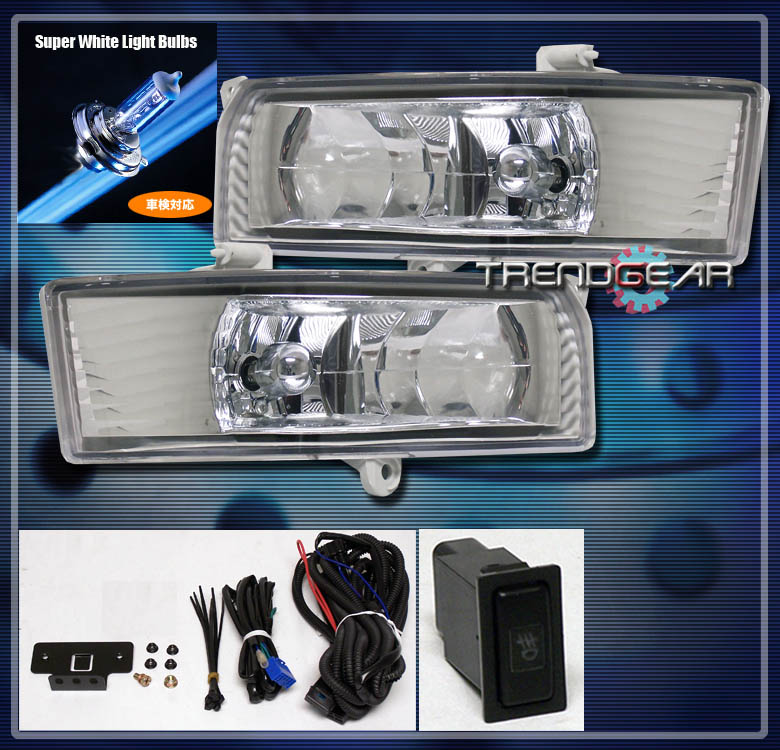 2005 2006 toyota camry le se xle sedan jdm bumper fog lights lamp switch harness ebay. Black Bedroom Furniture Sets. Home Design Ideas