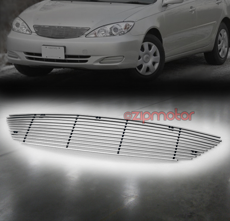 2002 2006 toyota camry sedan front main upper billet grille grill 2003 2004 2005 ebay. Black Bedroom Furniture Sets. Home Design Ideas