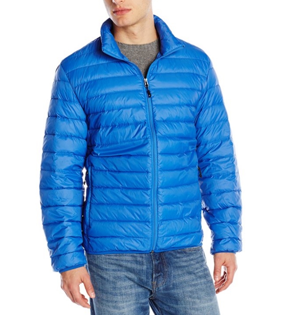 32 Degrees Weatherproof Men's Packable Down Puffer Jacket ...