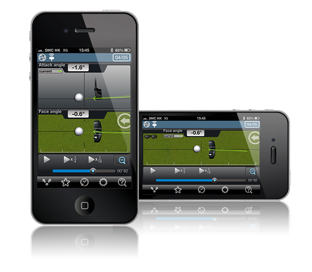 3bays gsa pro golf swing analyzer for android 3bays gsa for 3 bays