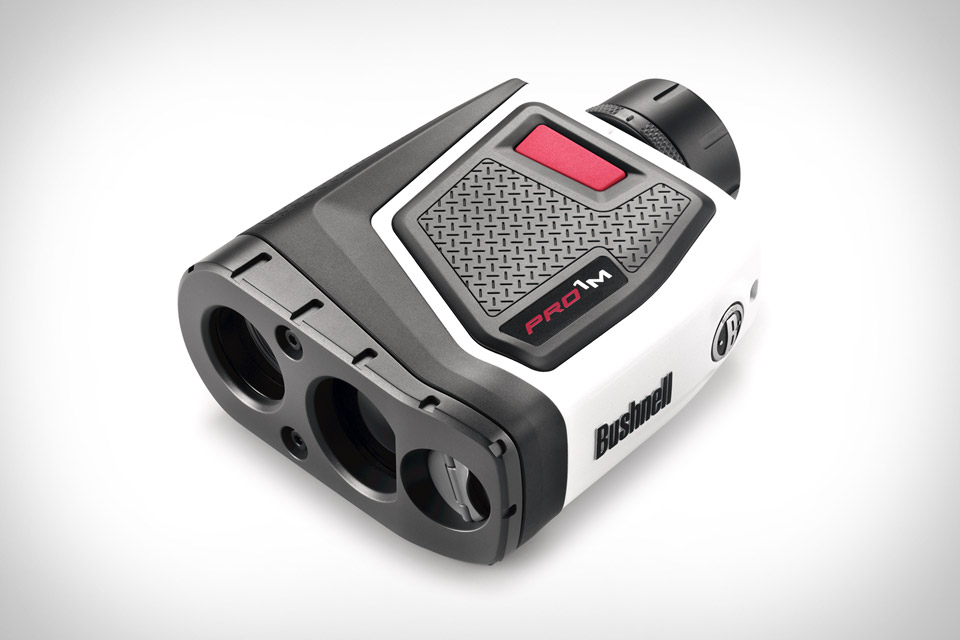 Bushnell Pinseeker Pro 1M Laser 205107 Rangefinder Tournament + Cart Mount at Sears.com