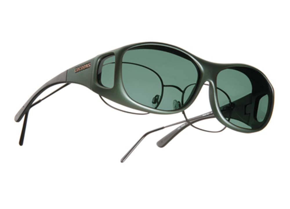 aa4b1820a0 Cocoons By Live Eyewear Slim Line M Polarized OveRx Sunglasses