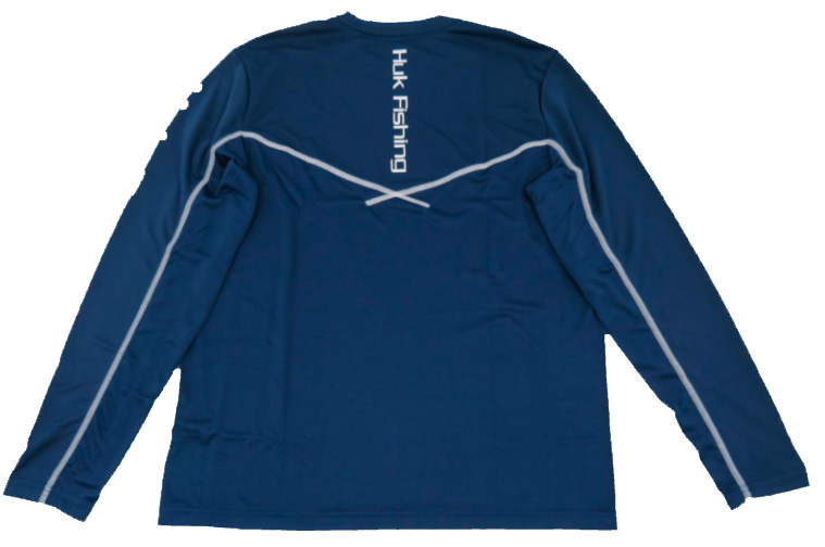 Huk Men/'s Icon X Solid Long Sleeve Shirt