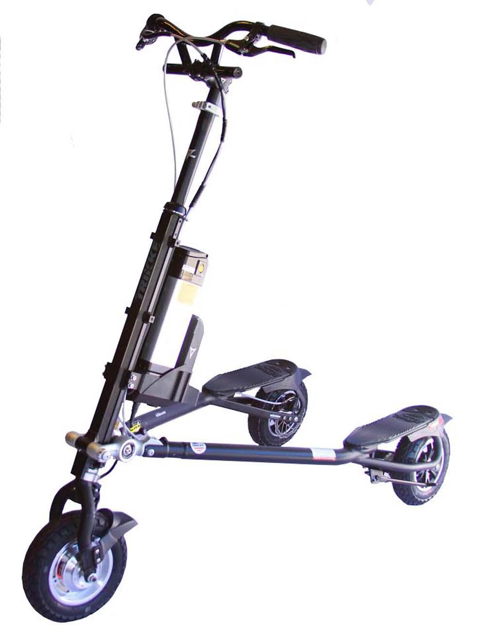 trikke lite pon e electric scooter 36v with battery ebay. Black Bedroom Furniture Sets. Home Design Ideas