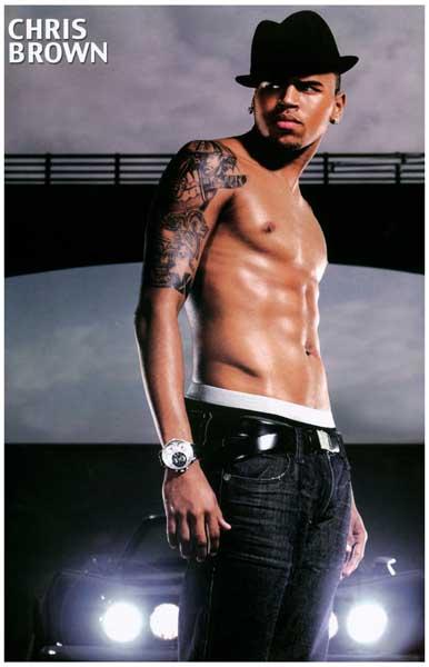 Chris Brown Shirtless 2012 Chris Brown Shi...