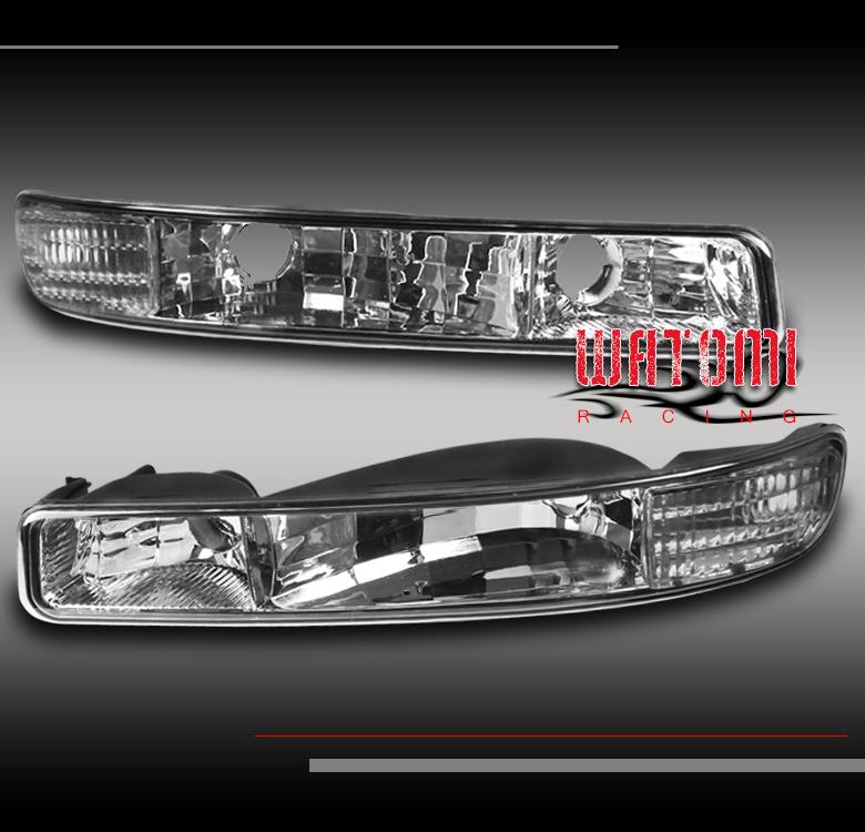 Gmc 2500 Yukon Xl: 99-07 GMC SIERRA/00-06 YUKON XL 1500 2500 FRONT BUMPER