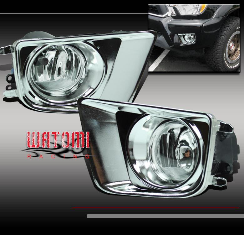 details about 12 15 toyota tacoma pickup bumper driving fog light lamp. Black Bedroom Furniture Sets. Home Design Ideas