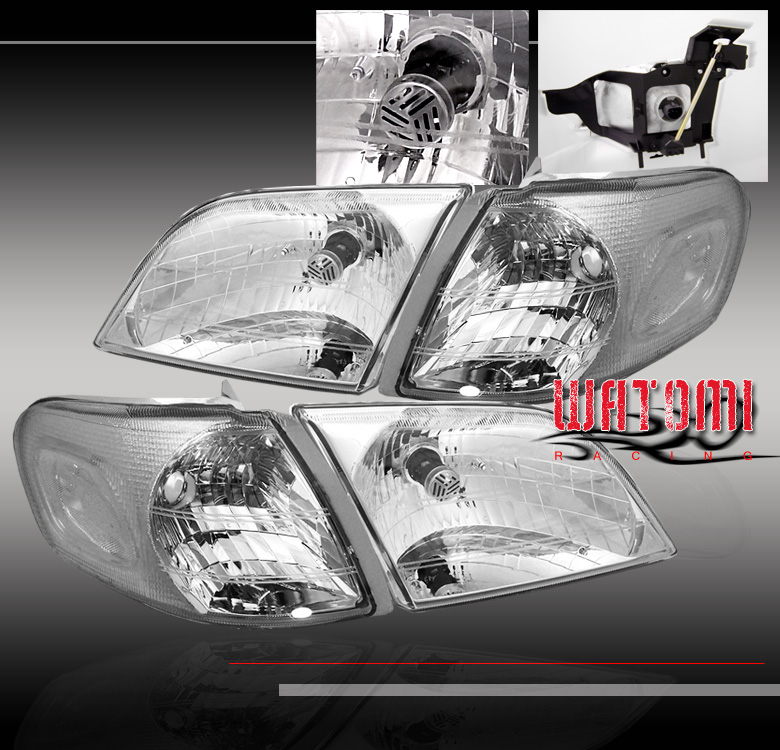 montana venture trans sport silhouette headlight corner ebay. Black Bedroom Furniture Sets. Home Design Ideas