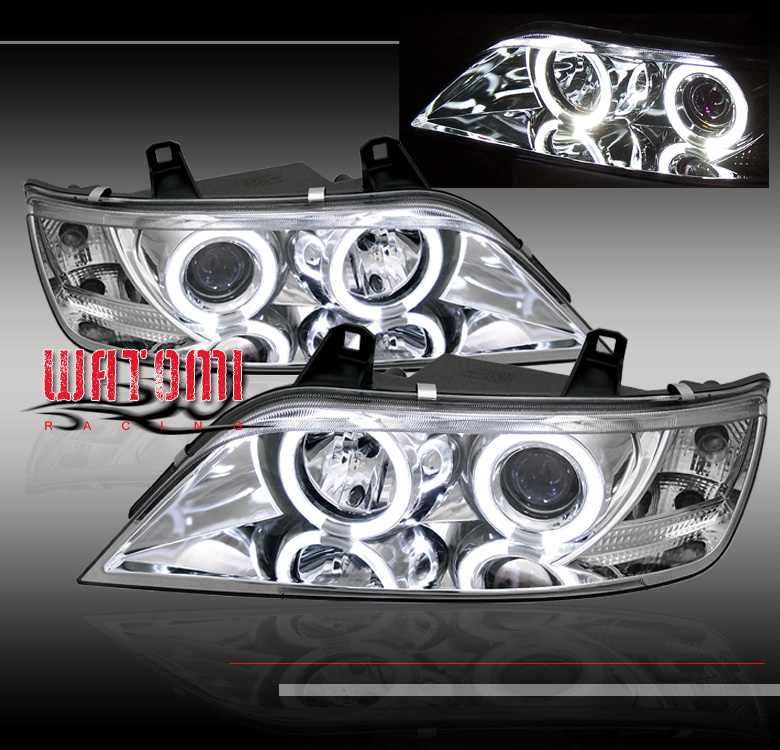 Bmw Z3 M Package: 96-02 BMW Z3 M/ROADSTER COUPE 2DR HALO PROJECTOR HEADLIGHT