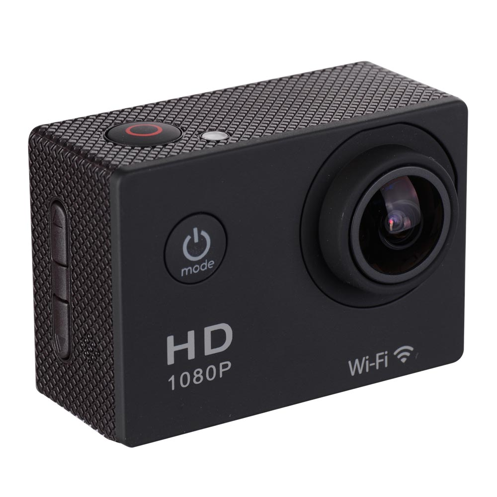 WiFi 1080P Full HD Sports Action Camera Waterproof Car ...