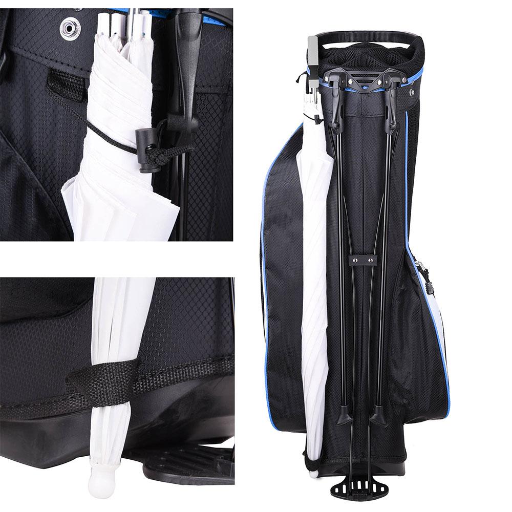 Details about tomshoo golf cart bag 2 color options new golf cart bag - Golf Carry Cart Bag 14 Way Iders Stand Set Kit W Ball