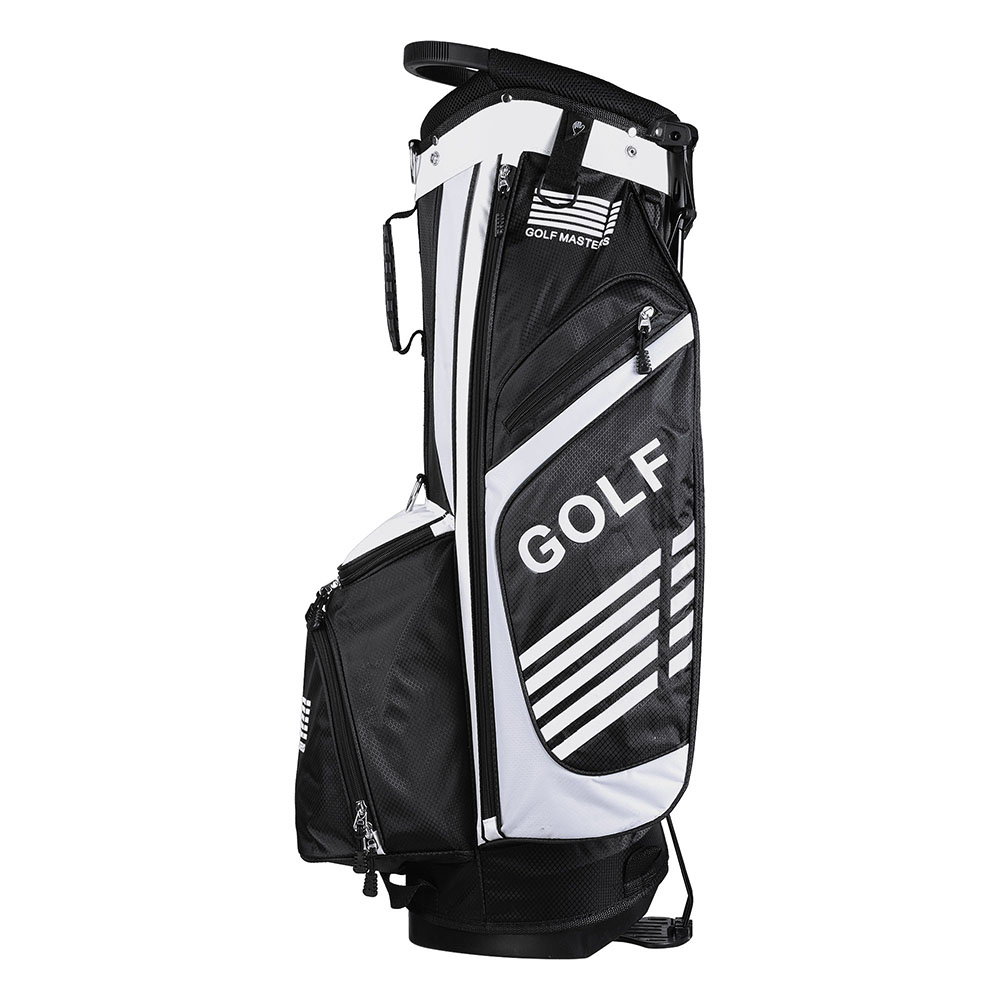 Golf Cart Bag : Golf carry cart bag w way divider organizer for
