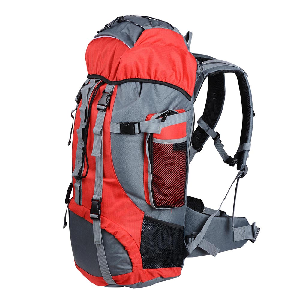 70l outdoor camping travel hiking bag backpack daypack for Outdoor rucksack