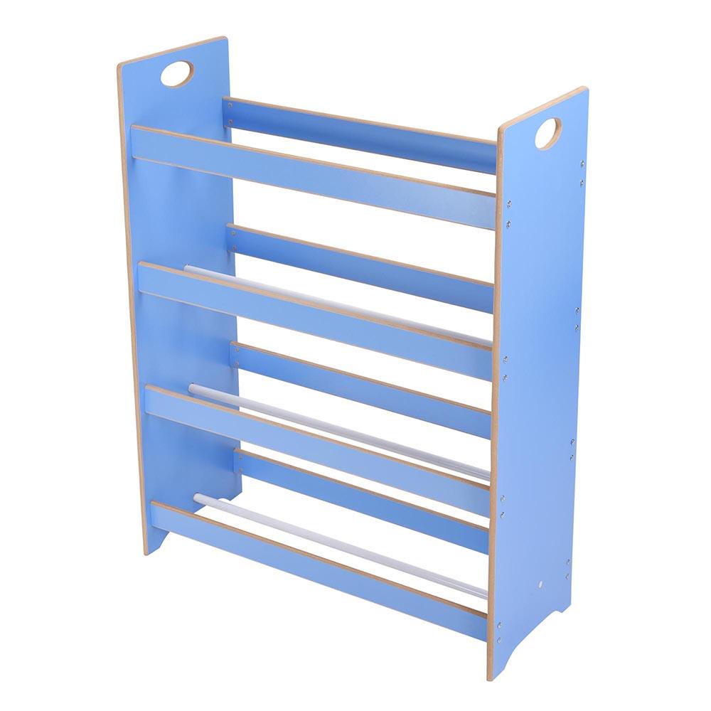 bin organizer kids childrens storage box playroom bedroom shelf drawer