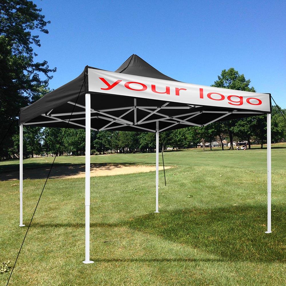 10x10-EZ-PopUp-Wedding-Party-Tent-Patio-Folding- & 10x10 EZ PopUp Wedding Party Tent Patio Folding Canopy Straight ...