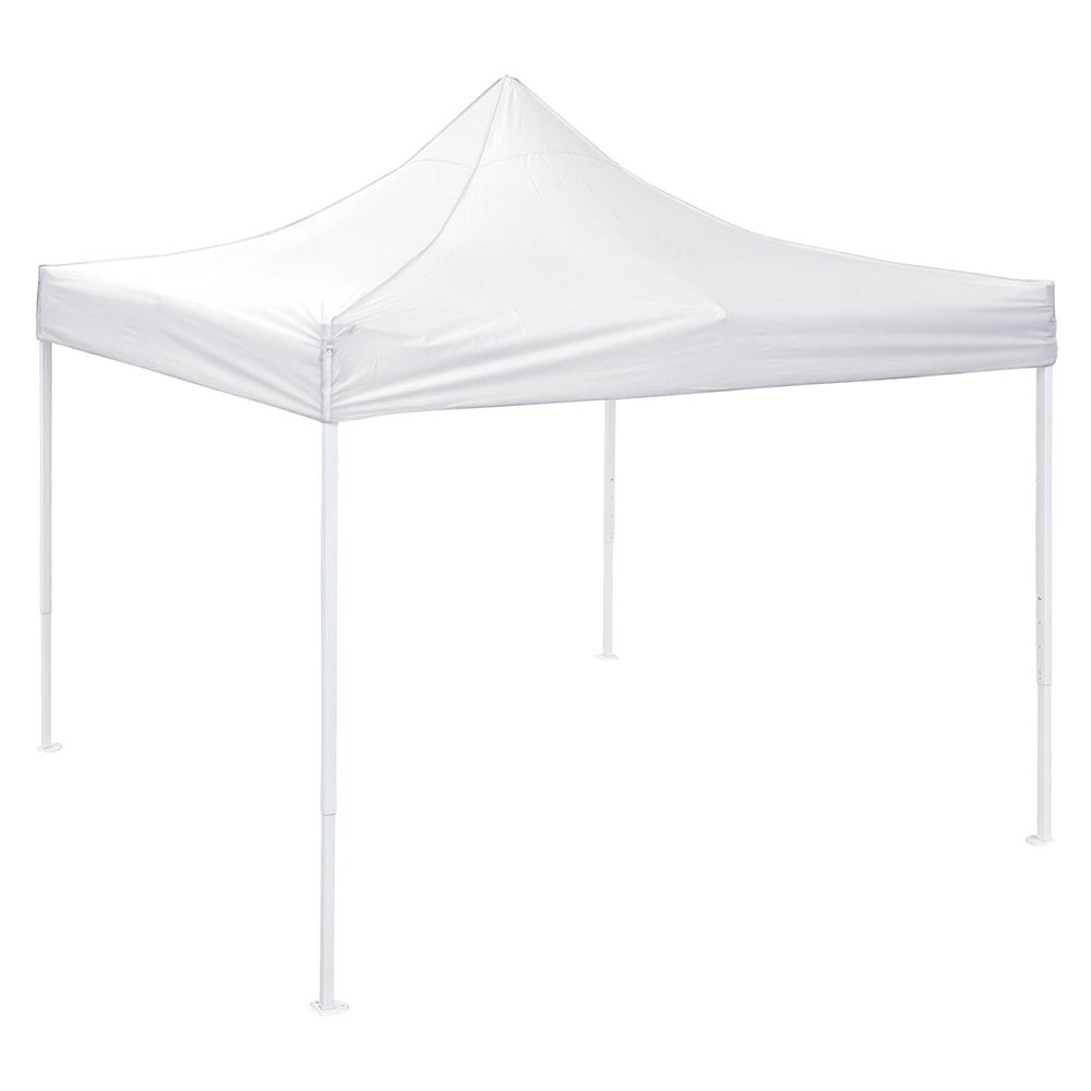 10x10-EZ-PopUp-Wedding-Party-Tent-Patio-Folding-  sc 1 st  eBay & 10x10 EZ PopUp Wedding Party Tent Patio Folding Canopy Straight ...