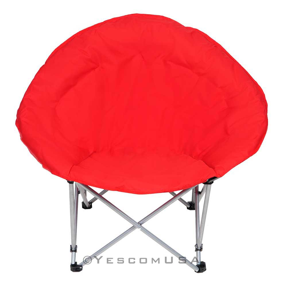 Details about Extra Large Padded Moon Chairs - Comfortable and Durable ...