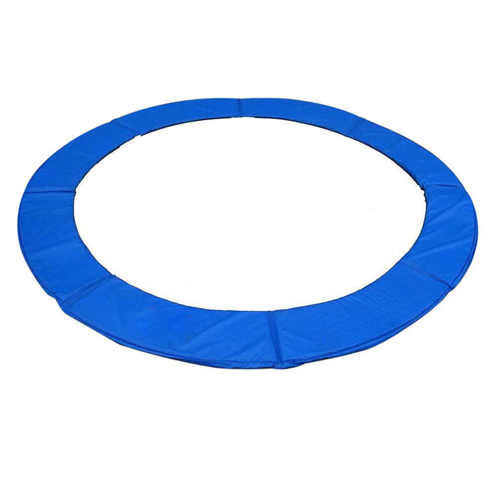 Propel 14 Trampoline With Fun Ring Enclosure: 12/14/15 FT Trampoline Safety Pad Spring Round Frame Pad