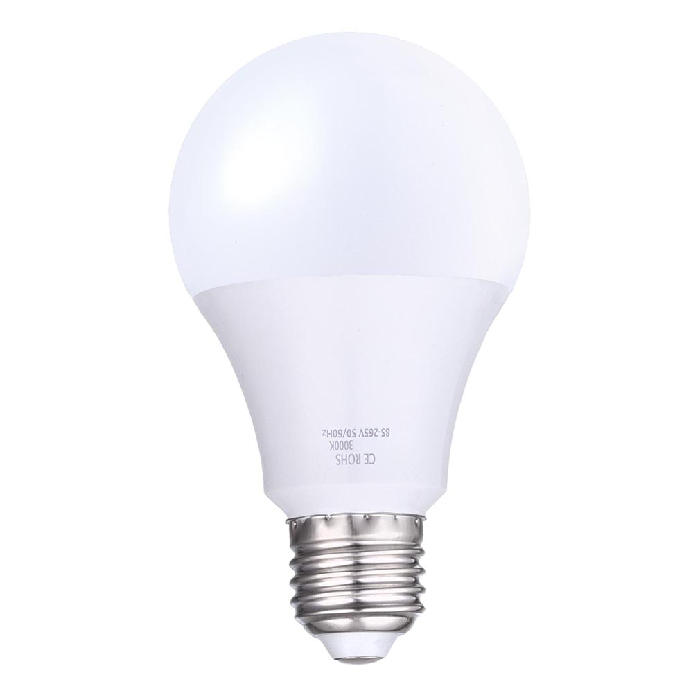 Led e27 energy saving light bulb warm or cool white lamp 4 6 8 12 pack ac85 265v ebay Efficient light bulbs