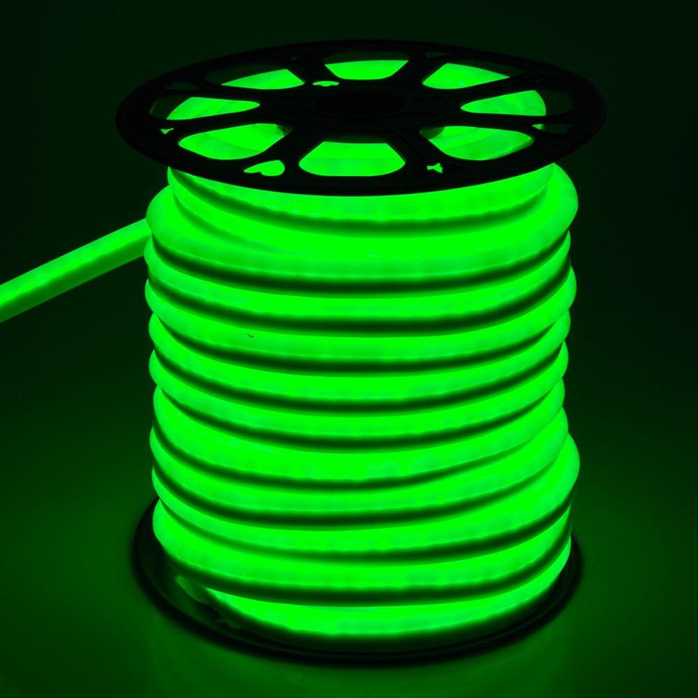 delight 150 39 led flex neon tube rope light xmas holiday wedding party d cor ebay. Black Bedroom Furniture Sets. Home Design Ideas