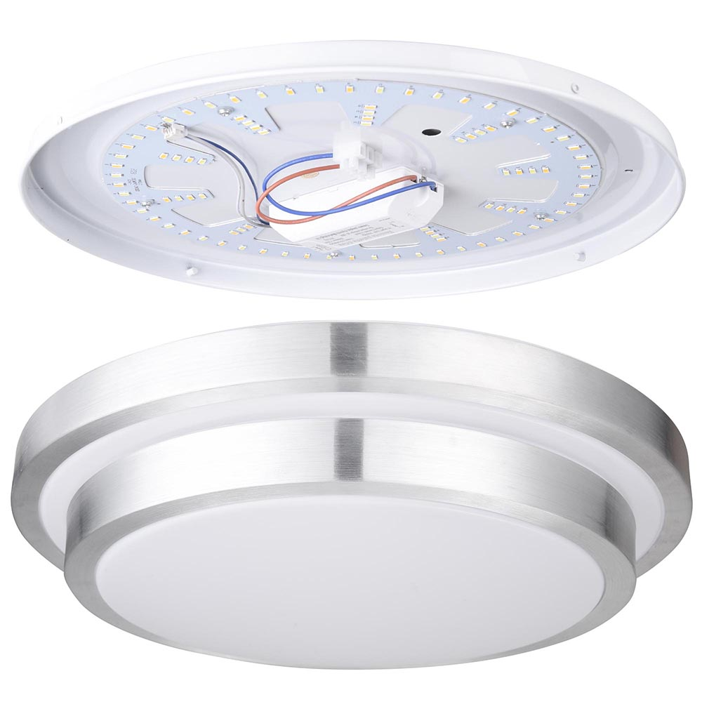 48w Flush Mount Led Pendant Light Ceiling Lamp Bedroom: 24W 36W 48W Modern Flush Mount LED Ceiling Light Pendant