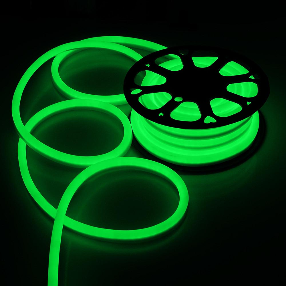50Ft-LED-Flex-Neon-Rope-Light-In-Outdoor- & 50Ft LED Flex Neon Rope Light In/Outdoor Valentine Xmas Wedding ... azcodes.com