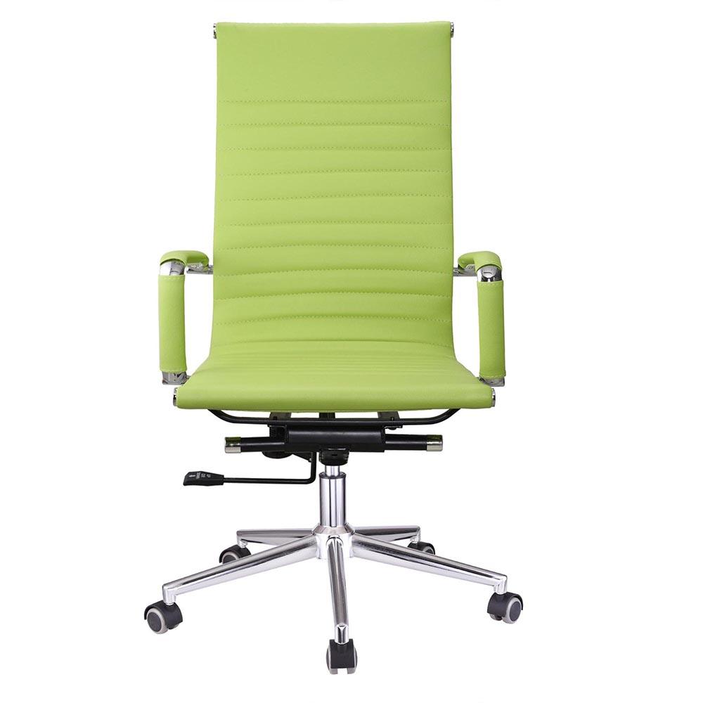 Ergonomic High Back Pu Leather Office Chair Computer Desk