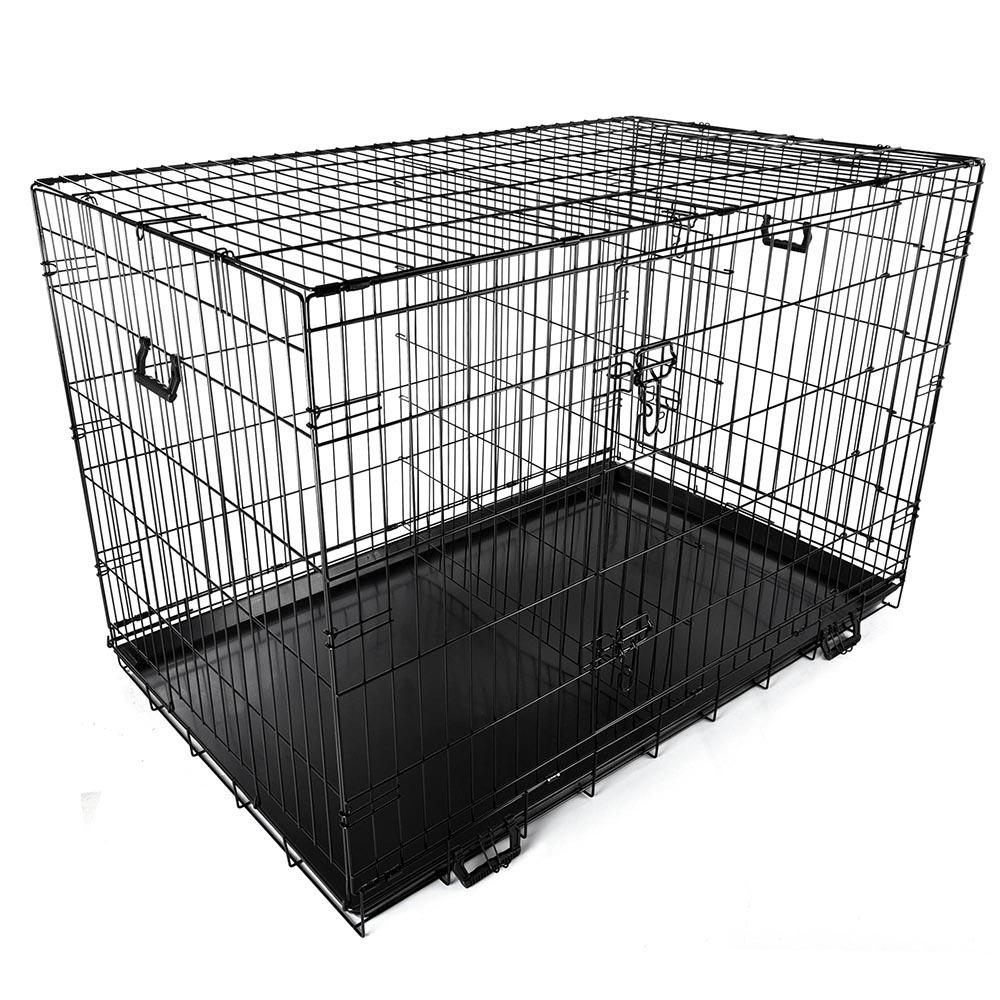 Crate Training Stray Dog