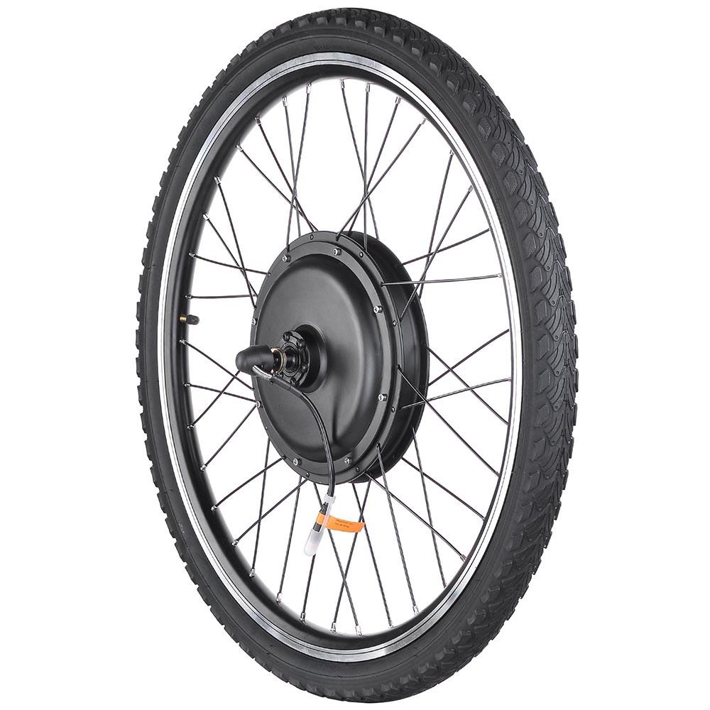 "Bicycle Electric Motor Kit Philippines: 26"" Wheel Electric Bicycle Motor EBike Hub Conversion Kit"