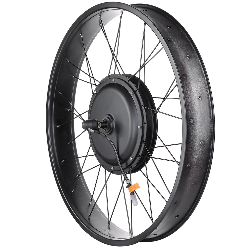 48v Front Fat Tire Electric Bike Conversion Kit 20 3 1 4