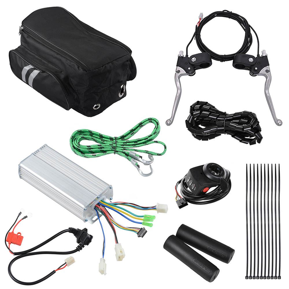 Bicycle Electric Motor Kit Philippines: 48V 1000W 26'' Front/Rear Wheel Electric Bicycle W/Tire