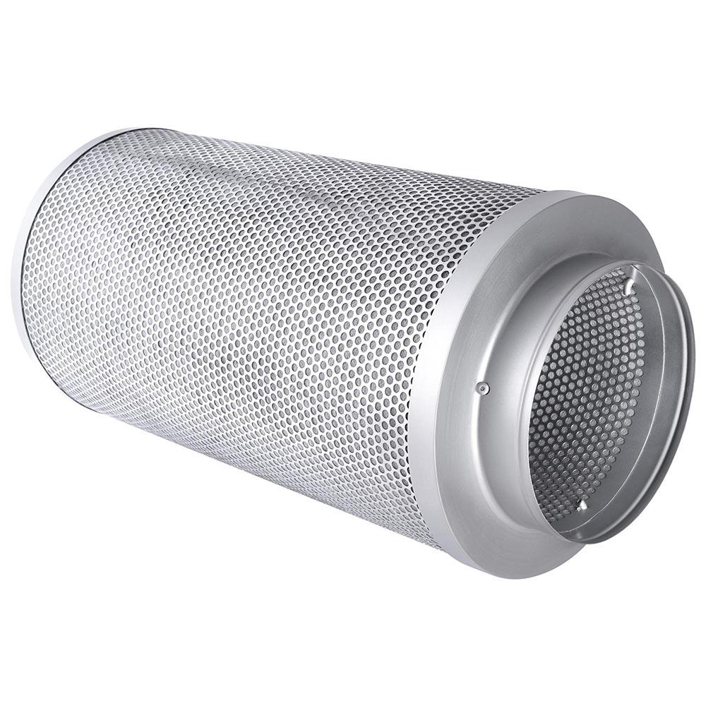 Blower Air Purifier : Quot inline powerful fan blower w carbon scrubber air