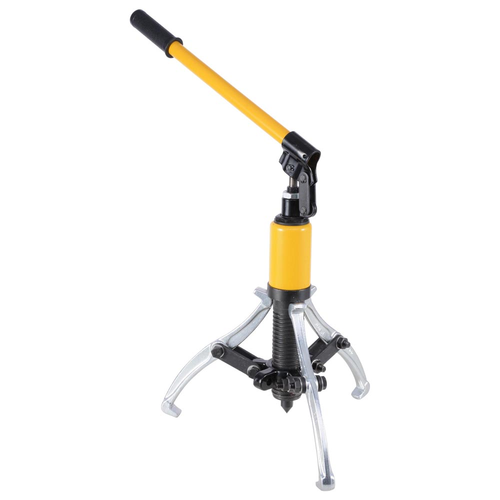 how to use a gear puller
