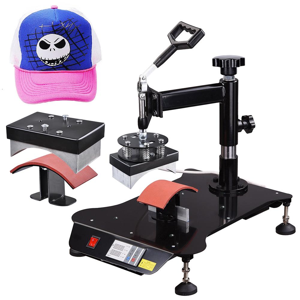 Heat Press Machine 12x15 15x15 Functional Digital Transfer