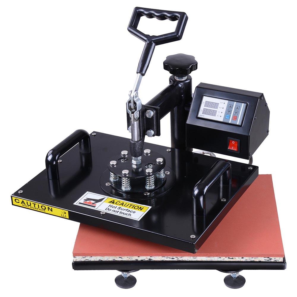 Heat Press Machine 12x15 15x15 Digital Transfer