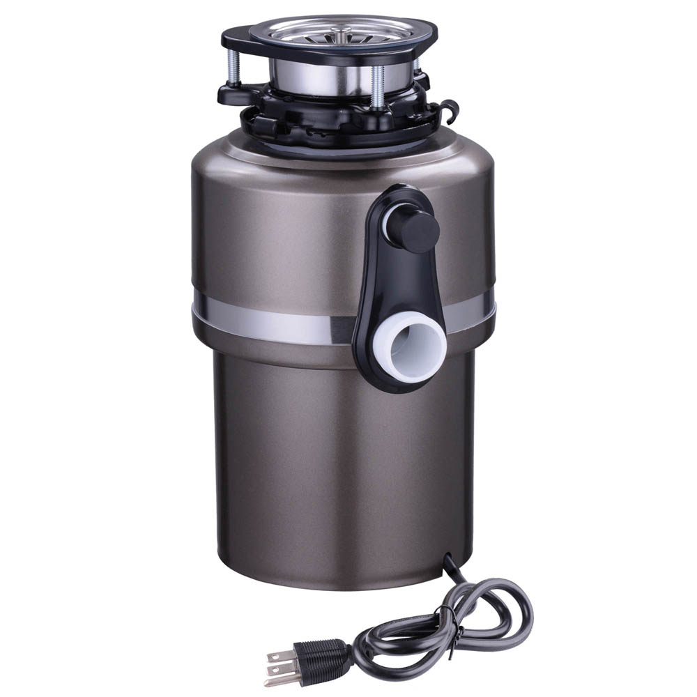 Garbage Disposal 3/4HP Continuous Feed Home Kitchen Food ...
