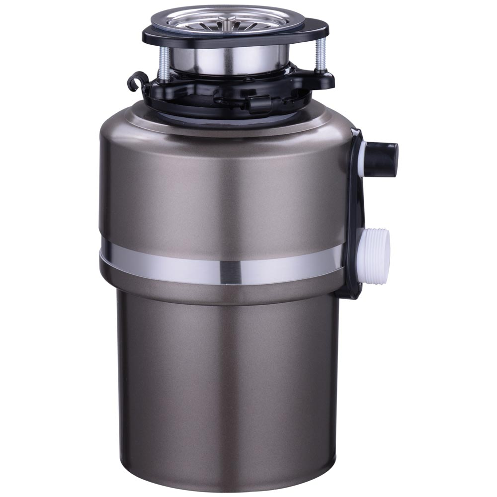 Garbage Disposal 3 4hp Continuous Feed Home Kitchen Food Waste W Plug Wattage Ebay
