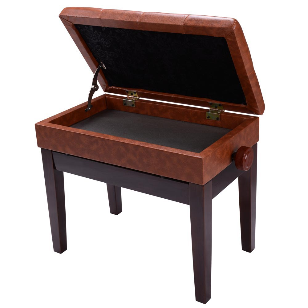 Adjustable piano chair - 640671050289